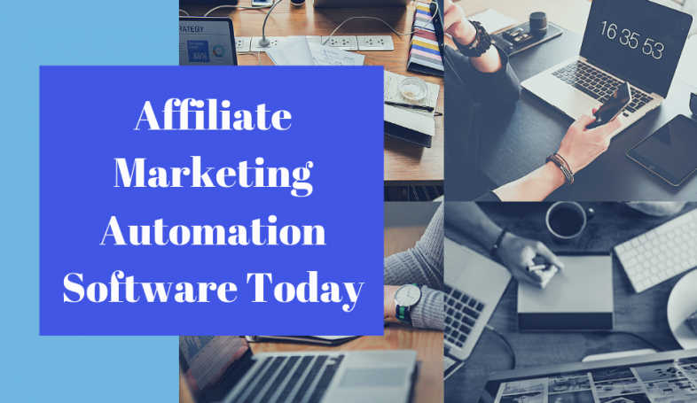 Affiliate Marketing Automation Software