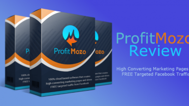 ProfitMozo landing page builder review