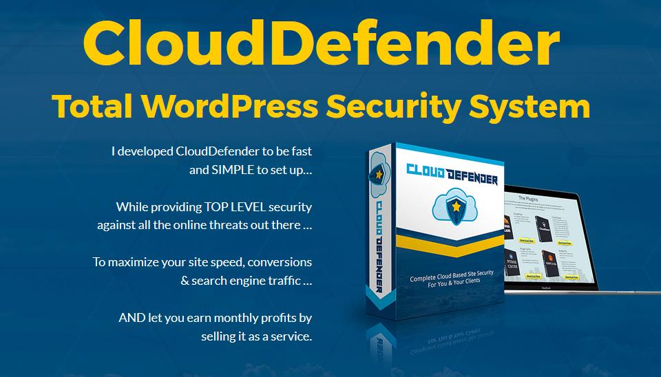 Secure websites with cloud defender