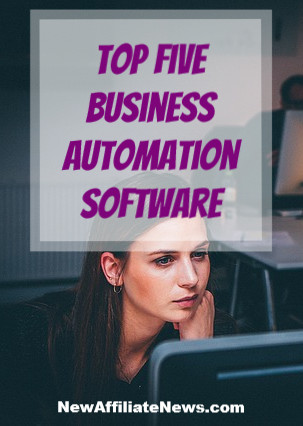 Business and marketing automation software