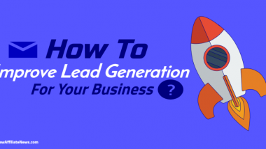 Improve lead generation today