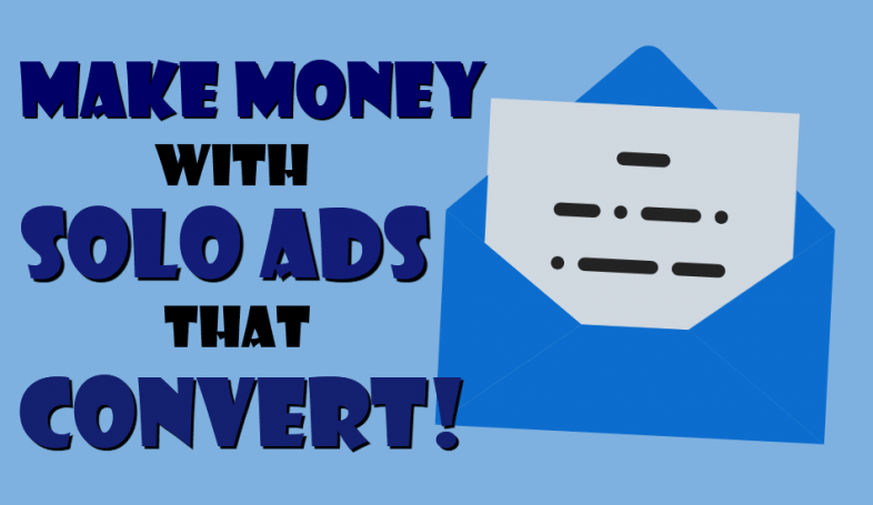 Make Money With Solo Ads
